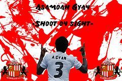 Asamoah as seen by Addick-tedKevin in happier times