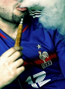 french top:shisha