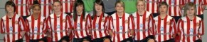Photo courtesy of the Sunderland Women's Football Club*