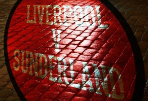 Jake: 'Ha'way the Lads at Anfield - with or without beachball'