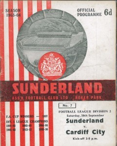 Pint-sized programme from the past