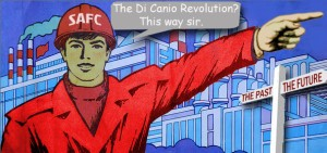 They say you want a revolution. Well all right. As illustrated by Jake