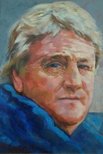 Our former boss, their current one: bravo Owen Lennox, Sunderland artist and friend of Salut! Sunderland