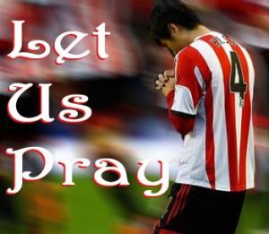 Jake: 'let us pray he stays'