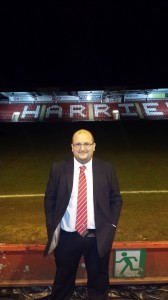 Scott Jones: 'non-league through and through'