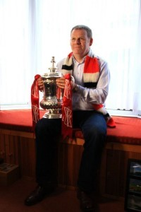 Sobs is the FA Cup holder: 'this one or the other - plus survival - will do me'