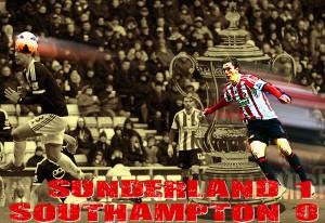 Jake: Gardner's winner vs Southampton in the cup