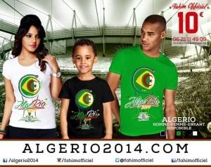 Algerio indeed