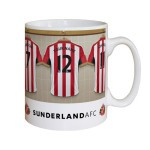 The classic 'dressing room' mug. If a Villa fan wins the design will reflect their own allegiance