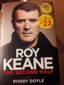 Roy Keane: a snip at the price