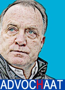 Dick Advocaat, by Jake
