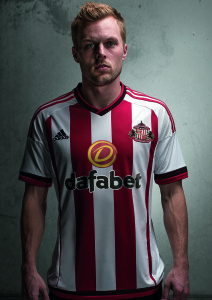 Goal hero in 2014: courtesy of Sunderland AFC