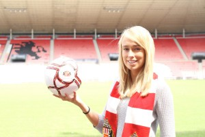 Stephanie Roche: courtesy SAFC