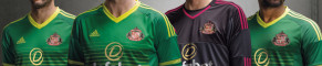 New away kit, courtesy of Sunderland AFC. Love it? Hate it? Think it may grow on you?