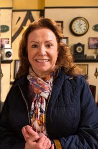 Melanie Hill as Cathy