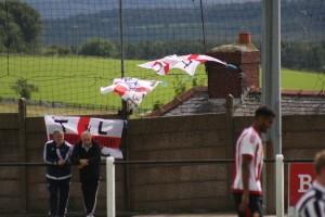By it were windy!