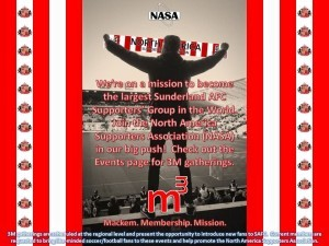 SAFC NASA: you know it makes sense
