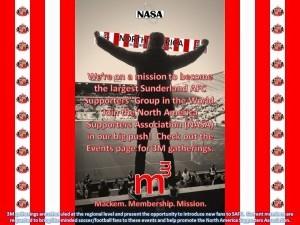 SAFC NASA: you know it makes sense