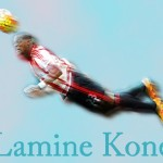 Kone - heading off