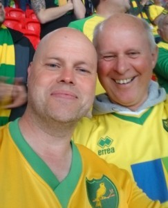 Gary Gowers at Wembley
