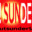 Jake: 'sunnier times for Sunderland AFC'. Click the image to reach Salut! Sunderland's home page