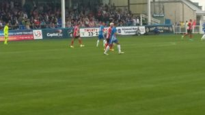 Sixer at Hartlepool