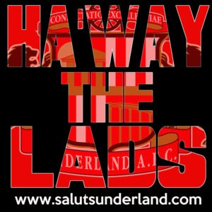 Join the Salut! Sunderland Facebook group - click anywhere along this line And follow us on Twitter: @salutsunderland ... click along this line