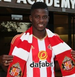 our new man - courtesy of safc.com