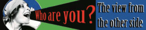 Click the banner to see the Who are You? series for this season so far