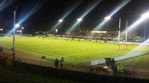 The bright lights of Workington