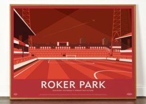 Ask Jeremy 'Clock Stand Paddock' Robson where Sunderland play and he'll say 'Roker Park'