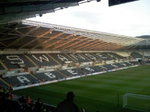 Liberty Stadium. Source: Wikipedia