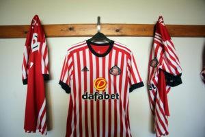 sunderland home kit