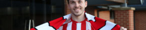 Lewis Morgan, our on-loan signing from Celtic.   Courtesy of safc.com,